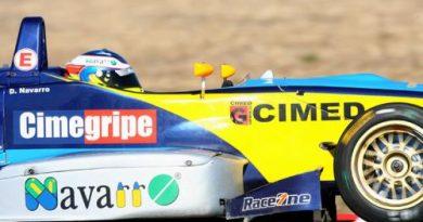F3 Sulamericana: Denis Navarro contente com a oportunidade de treinar antes das provas