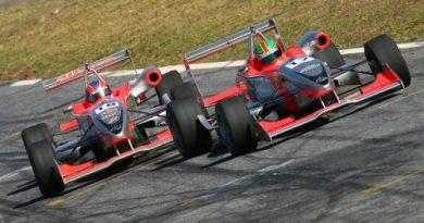 F3 Sulamericana: Quarto no grid, Otero comemora melhor no desempenho do carro