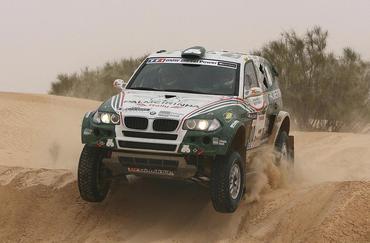 Rally: Nobre/Palmeiro tem vários problemas e faz apenas o 9º tempo do dia na Tunísia