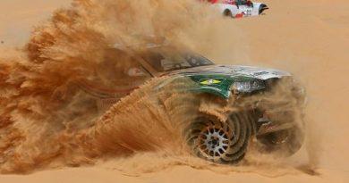 Rally: Palmeirinha foi o 2º colocado na quinta etapa na Tunísia