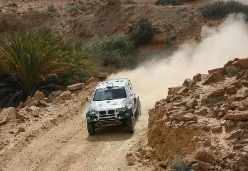 Rally: Nobre/Palmeiro estão fora da prova na Tunísia