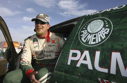 Rally: Palmeirinha terá Colin McRae como companheiro de equipe no Dakar em 2008