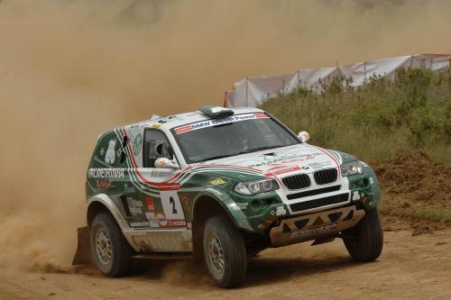 Rally: Falta de segurança marca primeiro dia de competições na África do Sul