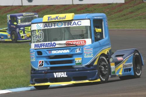 Truck: Muffato aposta em novo sistema eletrônico em Tarumã