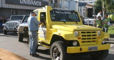Rally: Segunda etapa do Paulista de Off Road acontece dia 10