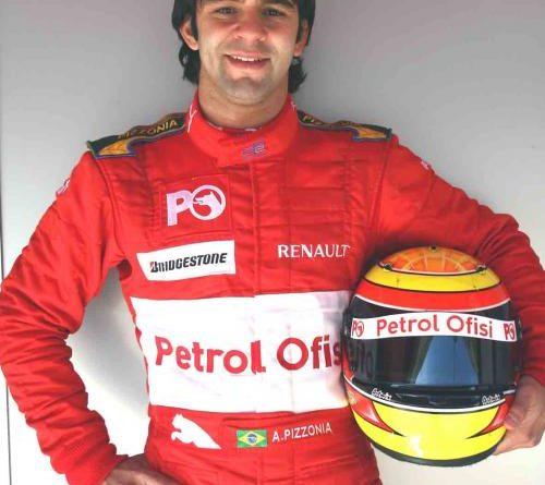 GP2 Series: Antes da estréia no Bahrein, Pizzonia e equipe se apresentam oficialmente na Turquia