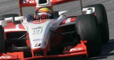 GP2 Series: Pizzonia quer brigar pelo título da temporada