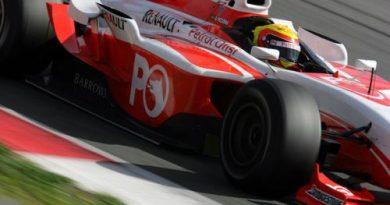 GP2 Series: Pizzonia quer começar campeonato na Espanha