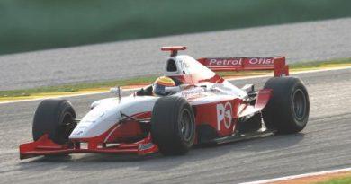 GP2 Series: Pizzonia chega a França e está pronto para a pré-temporada