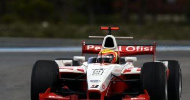 GP2 Series: Antonio Pizzonia lidera primeiro dia de testes coletivos na Espanha