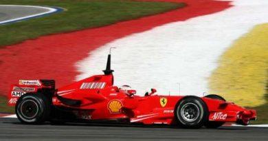 F1: Raikkonen é o mais rápido no segundo dia em Sepang