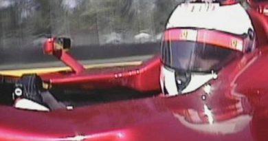 F1: Ferrari começa o 1° Treino para o GP da Itália na frente