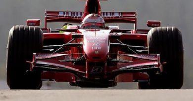 F1: Raikkonen é o mais rápido no Primeiro Treino em Spa