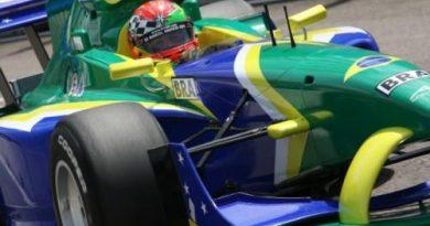 A1GP: Luiz Razia comenta estréia na África do Sul