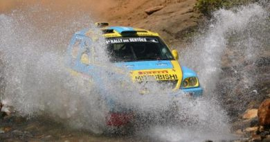 Rally: Reinaldo Varela terá novo navegador no Mitsubishi Cup
