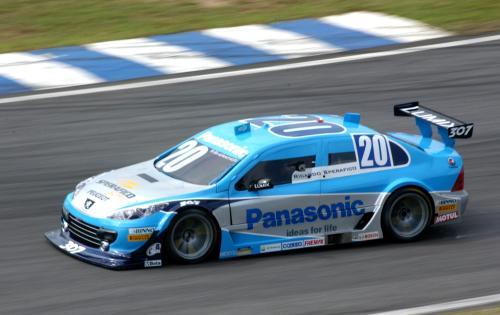Stock: Corrida de estréia de Ricardo Sperafico na Stock Car dura apenas três curvas