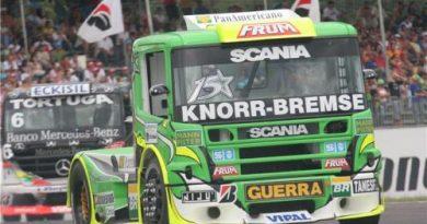 Truck: Roberval quer repetir vitória em Interlagos