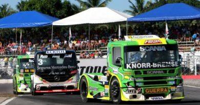 Truck: Retrospecto favorece o líder Roberval, em Caruaru