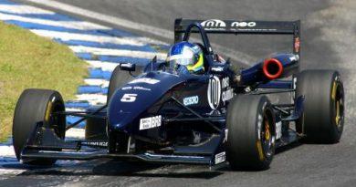 F3 Sulamericana: Rodolpho comemora 3ª fila em Interlagos