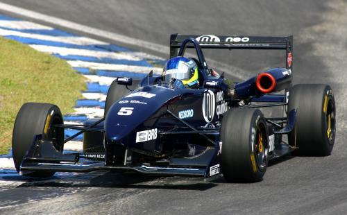 F3 Sulamericana: Categoria vai à veloz Tarumã com sua nova geração