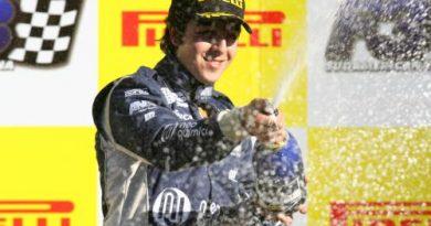 F3 Sulamericana: Rodolpho consegue segundo pódio consecutivo
