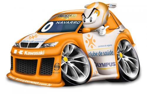 Stock Jr.: Rodrigo Navarro estréia na categoria em 2007 e quer o título de campeão da temporada