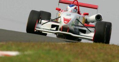 F3 Sulamericana: Romancini lidera segundo treino em Londrina