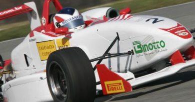 F3 Sulamericana: Romancini é o pole position em Curitiba para a etapa de sábado
