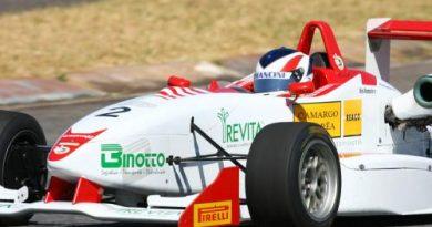 F3 Sulamericana: Romancini melhora uma posição no grid, e confia em mais um pódio