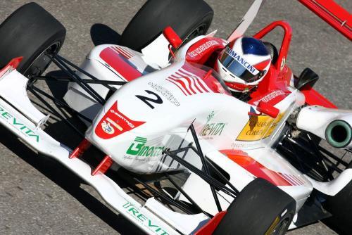 F3 Sulamericana: Romancini lidera dois primeiros treinos em Córdoba