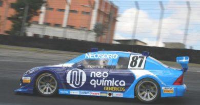 Stock: Fontes faz nova corrida de recuperação em Curitiba
