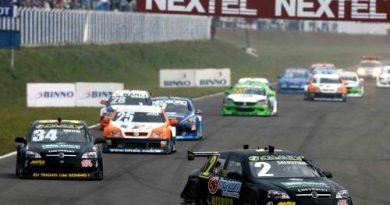 Stock: Equipe M4t/WAS estréia no circuito externo de Curitiba