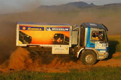 Rally: Salvini Racing conquista mais um Prêmio Goodyear Off-Road