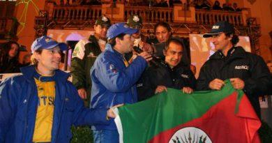 Rally: Começa o Rally de Erechim para os irmãos Sartori