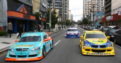 Copa Nextel Stock Car 2007: começa a movimentação em Curitiba