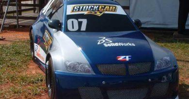 Stock Jr.: Confira as fotos do novo carro para 2007