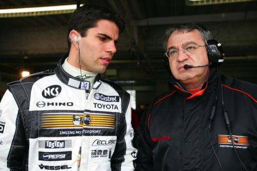 F3 Japonesa: Roberto Streit inicia novos testes em Suzuka