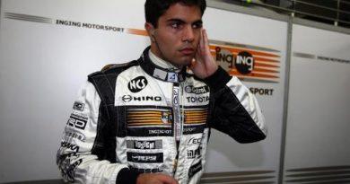 F3 Japonesa: Animado, Streit quer somar pontos na primeira etapa da temporada