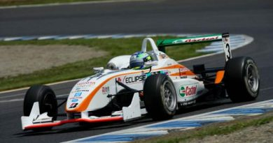 F3 Japonesa: Roberto Streit encara desafio 'quente' em Suzuka