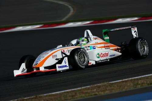 F3 Japonesa: Streit quer somar mais pontos na etapa de Suzuka