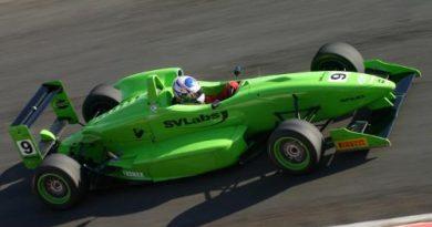 F3 Sulamericana: Rafael Suzuki satisfeito com final de semana em Londrina