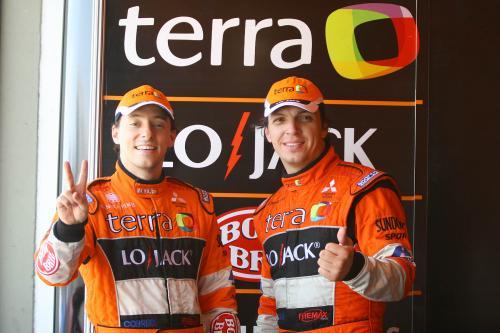 Stock: Terra Racing inicia quarta temporada na Copa Nextel