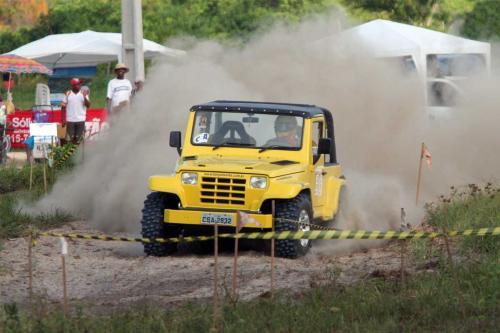 Rally 4X4: Domingo Tony Almeida tenta ampliar a vantagem no Paraibano