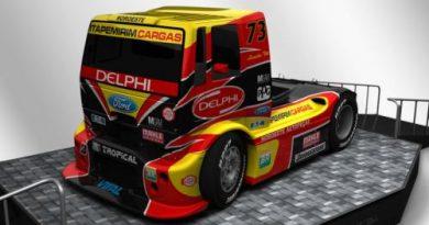 Truck: Leandro Totti estreará Ford eletrônico em Cascavel (PR)