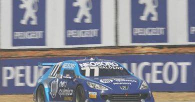 Stock: Valdeno Brito garante-se como melhor piloto da Peugeot