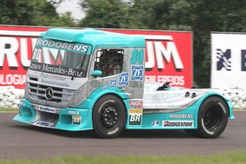 Truck: Engenheiro da Mercedes reforça equipe de Ramires