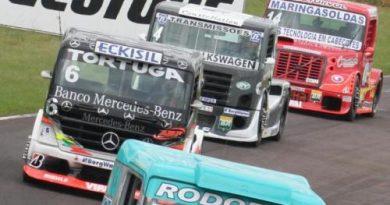 Truck: Vice-campeão espera prova mais equilibrada do ano no Sul