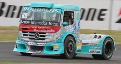 Truck: Piloto Vinícius Ramires é suspenso por duas provas