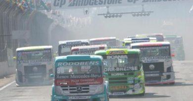 Truck: Curitiba recebe a antepenúltima etapa da temporada de 2007