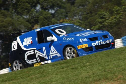 Copa Clio: Vice-Campeão de 2006 é o mais rápido do dia